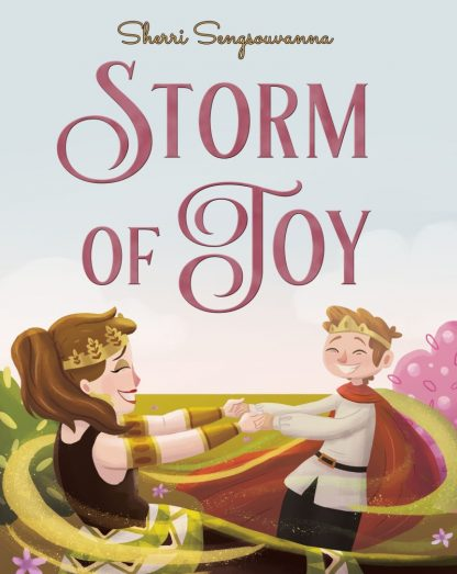 american author of storm of joy