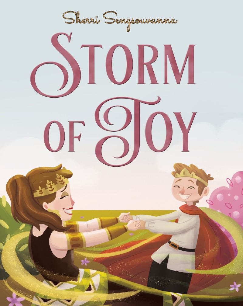 Grieving Parents Gift Idea: Storm of Joy